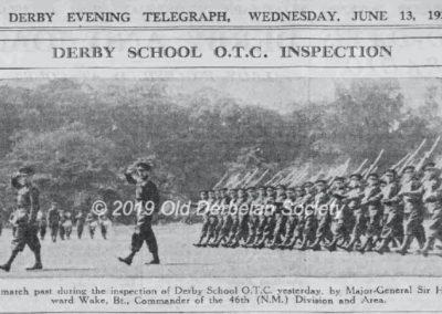 1934 jun13 Derby School OTC Inspection page7