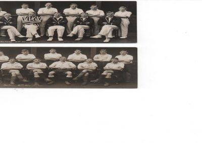Alan Haldenby - 2nd XI 1933 Two photos