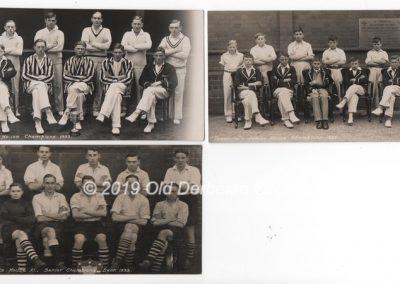 Alan Haldenby -Tanner's 1933 Three photos
