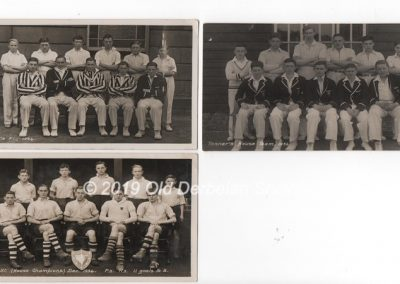 Alan Haldenby -Tanner's 1934 & 1936 Three photos