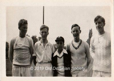 Alan Lockyer - Second Crew IV 1950