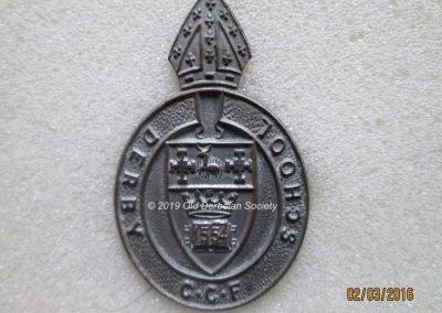 Andrew Polkey - Cap Badge 66-73