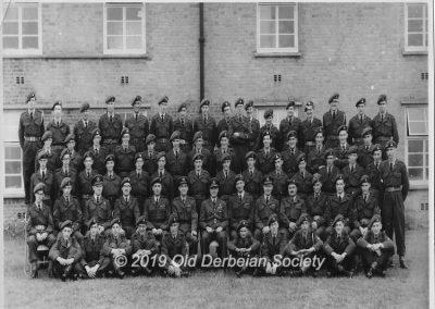Barry Chambers - Hemswell Cadet Corps Camp 1957