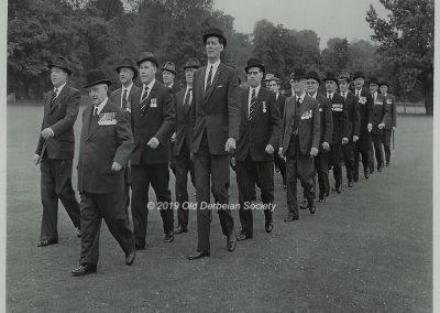 Bird - Quatro-centenary parade 1962