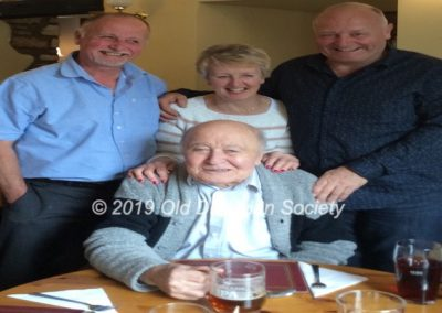 Brian Breakwell and family 1
