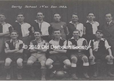 Brown - 1st XI 1923