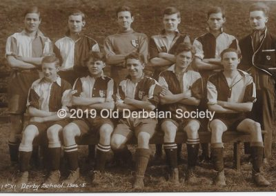 Brown - 1st XI 1924-25