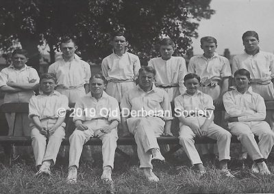 Brown - 2nd XI 1923