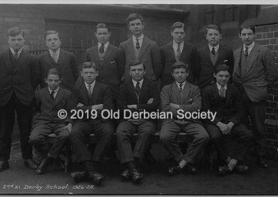 Brown - 2nd XI 1924-25