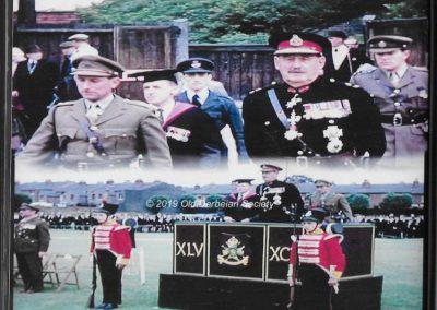 Cadet Corps Centenary July 1962 DVD Rear Cover April 2017