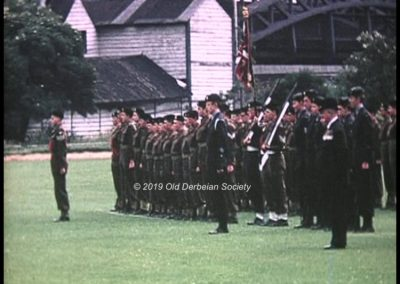 Centenary Parade Boathouse Parker's Piece July 1962