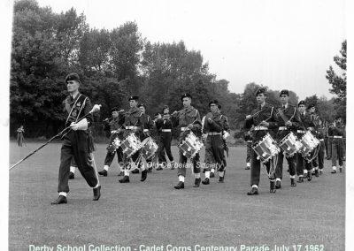 Centennary Parade July 1962