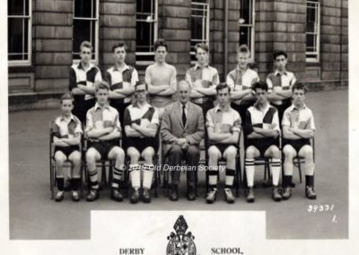 Derby School Soccer 2nd XIBarryMick AlcockM