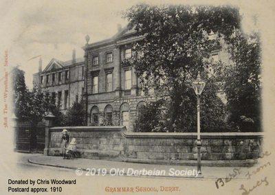 Chris Woodward St Helen's House approx 1910
