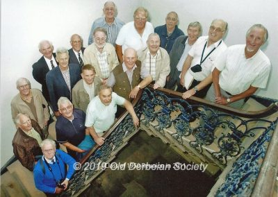Class of 1950 reunion 23 Aug 2011