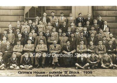 Cliff Aldwinckle - Grime's House 1939