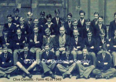 Clive Daniells - 4G 1949 1