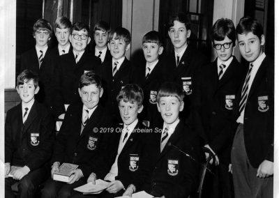 Dave Harris - Prize Winners 1968