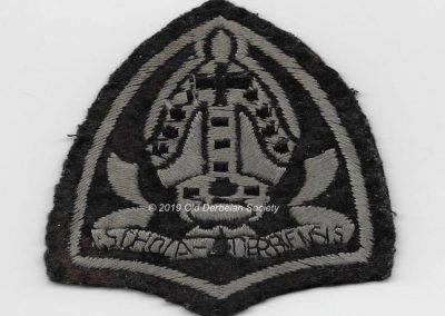David Redshaw - School Blazer Badge 1958-1963