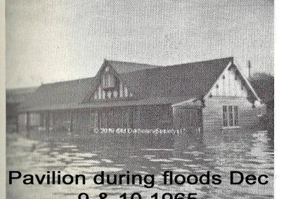Derbeian -Pavilion Dec 1965 floods