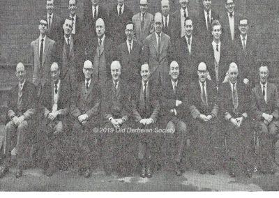 Derbeian - School Staff 1965