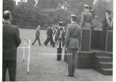 Derby Museum - CCF Centenary 1962 1
