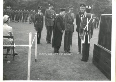 Derby Museum - CCF Centenary 1962 3