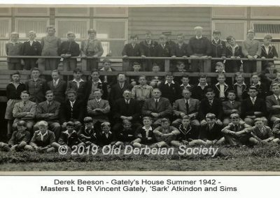 Derek Beeson - Gately's House Summer 1942