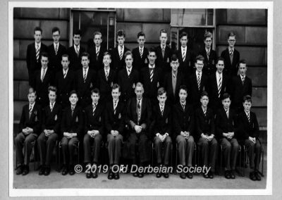 Fourth Form May 1957