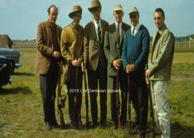 Geoff Bowley - OD Rifle Club at Bisley