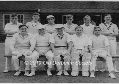 Gollin - 1st XI 1947 on Parker's Piece