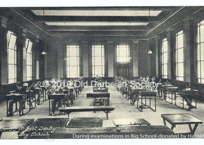 Harold Pipes - Big School during exams