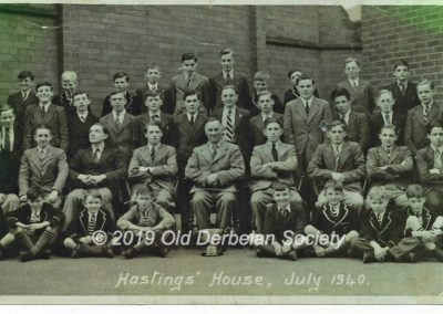 Hasting's House July 1940