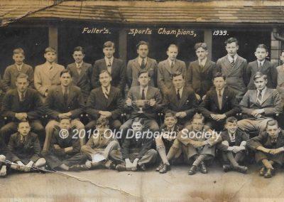 Ian Methven - Fullers Champions 1939 -