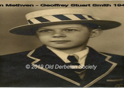 Ian Methven - Geoffrey Stuart Smith 1941-001