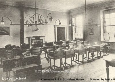 Janice Gregory - Classroom A11 in St. Helen's House