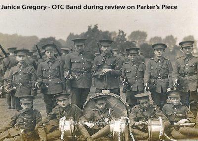 Janice Gregory - OTC band