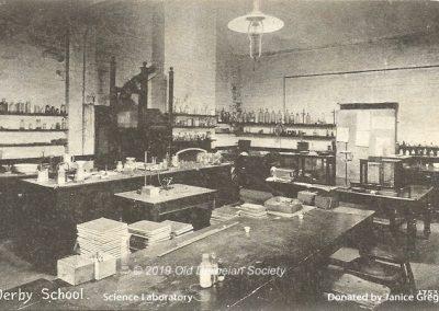 Janice Gregory - Science Laboratory