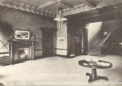 Janice Gregory - St. Helen's House Entrance Hall