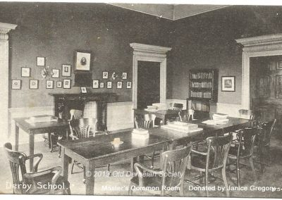 Janice Gregory - Staff Common Room in St. Helen's House