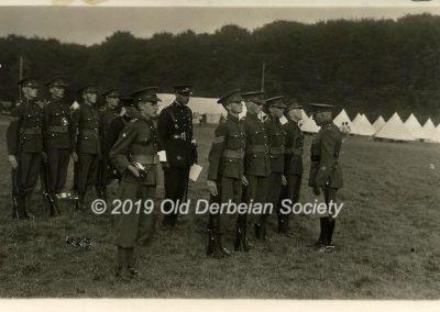 John Vale - OTC Camp early 1930's