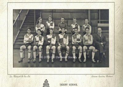 Ken Williamson - First XI Football Team 1961
