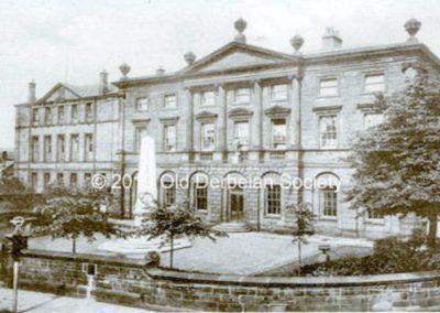 Kim Askin - Derby School 1921 postcard