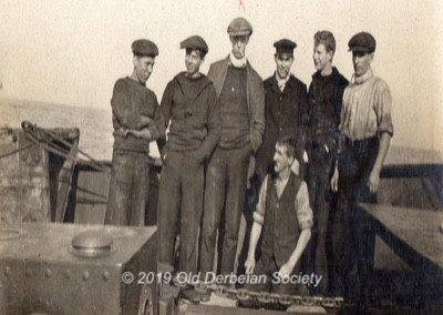 'Lardy' Gillard in WWI