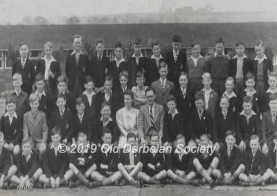 Les Sims - Second Forms 1945 Amber Valley Camp