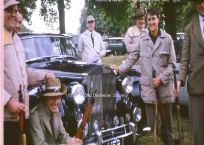 Malcolm Howie - O.D. Rifle Club 1