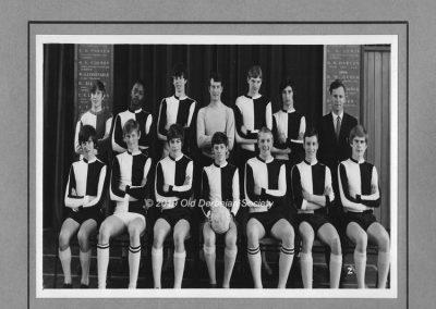 Martin Tunaley - First Team football 1969