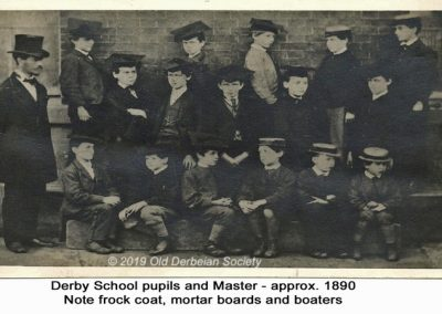 Martin Tunaley - Master & Pupils 1872
