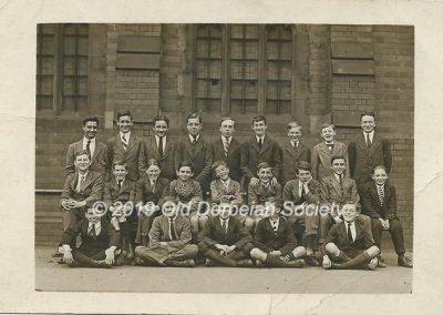 Martin Tunaley - School Form