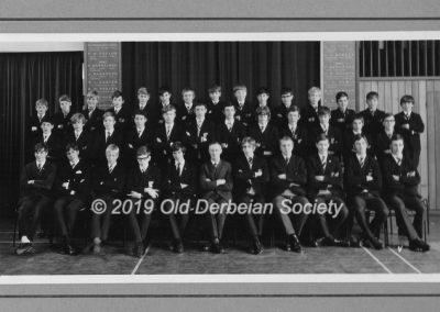 Martin Tunaley - School Form in 1968